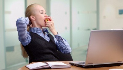 Формируем правильные привычки во время перекуса