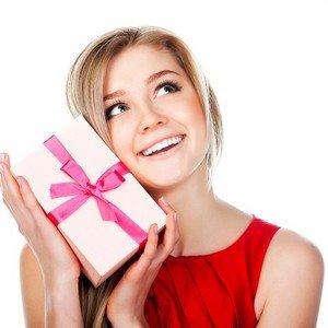 Выбираем любимой подарок на 8 марта