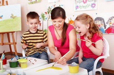 Продумайте расписание занятий с детьми