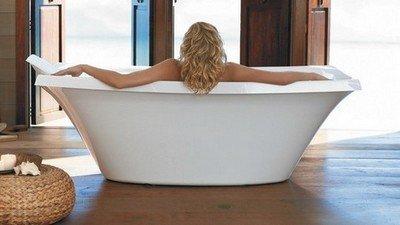Релаксационная ванна и показания к ее назначению