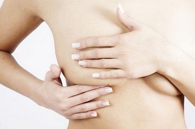 Способы самообследования груди