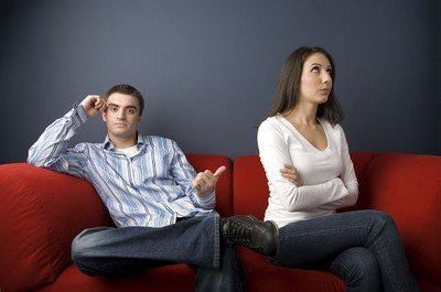Трудности в отношениях после брака