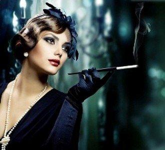 Женский стиль «Женщина-вамп»