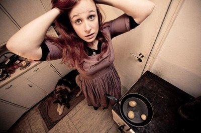 Советы молодой хозяйке по приготовлению блюд