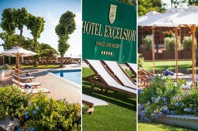 Элитный отдых в венецианском отеле «Excelsior»
