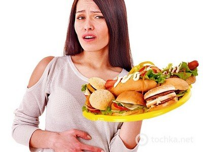 Пищевое отравление - это настоящая беда праздников!