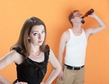 Почему мужья начинают пить?