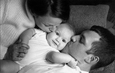 Совместная забота о малыша - основной способ профилактики послеродовой депрессии