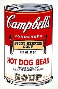 Картина Энди Уорхола с банкой супа «Campbell's», проданная за 10 миллионов