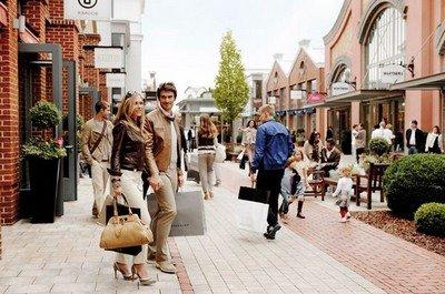 «Торговые деревни» - способ купить вещи дешевле
