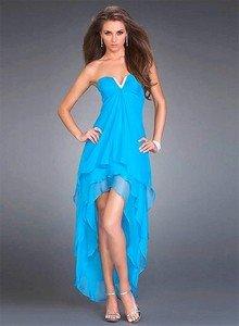 Выбираем голубое платье на Новый Год 2015