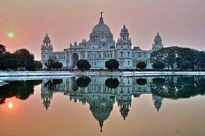 Калькутта - прославленный индийский культурный центр