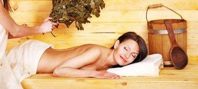 Аромомасла и баня - прекрасное сочетание