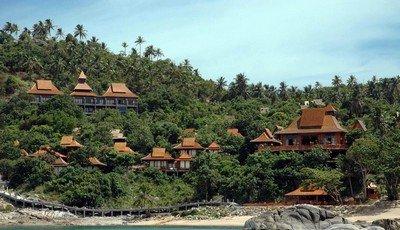«Santhiya Koh Phangan Resort & Spa» - самый замечательный курорт в тайском стиле