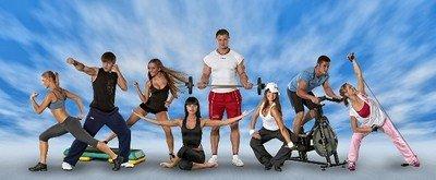 Выбирай свою фитнес-программу