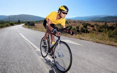 Велоспорт - разновидность ауотдор-спорта