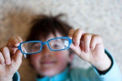 Дефекты зрения у детей и их профилактика