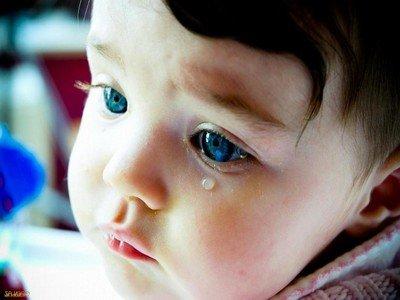 Детский плач и его причины