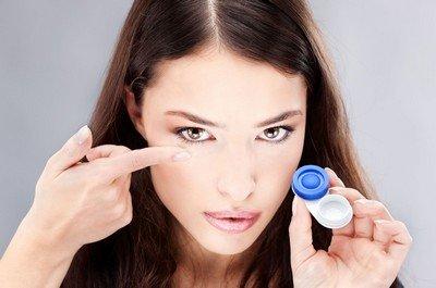 Поговорим о контактных линзах и их разнообразии