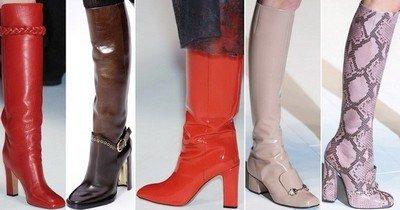 Что нас ждет в мире модной обуви сезона 2014-2015?