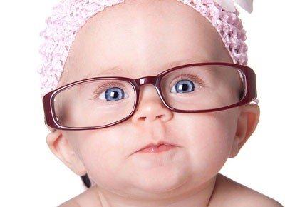 Уделите внимание зрению малыша