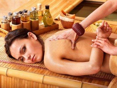Ароматерапия и лечебный массаж - комбинация здоровья