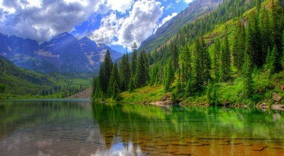 Байкал - прекрасное место для любителей природы