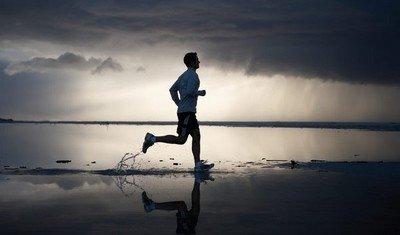 Бег - один из нефармакологических способов коррекции холестерина