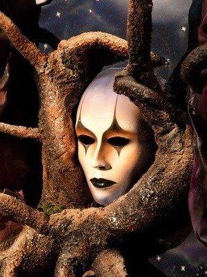 Карнавальная маска для карнавала в Венеции