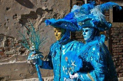 Карнавал в Венеции - главное событие города