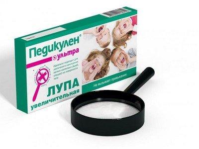 Лосьон «Педикулен ультра» для борьбы со вшами и гнидами
