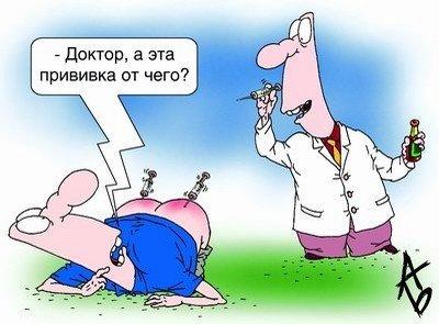 Какие бывают виды прививок