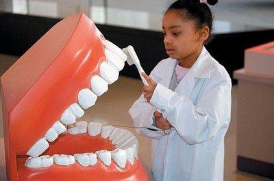 Использование жевательной резинки и раствор повидон-йодина в профилактике кариеса молочных зубов