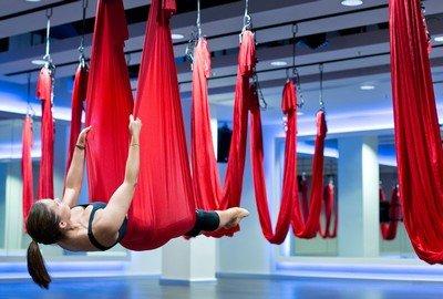 Антигравити йога - новое направление в фитнес индустрии