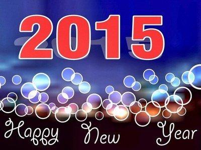 Организация новогодней ночи 2015