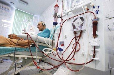 Общие правила безопасности работы медперсонала при гемодиализе
