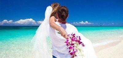 Романтика свадьбы в Доминиканской Республике