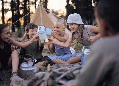 Чем занять себя и детей на даче?