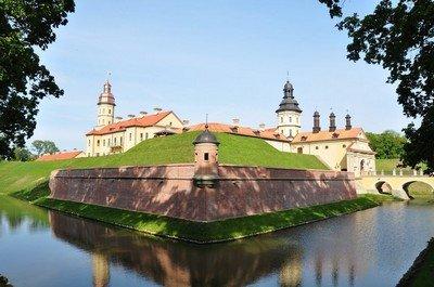 Замок Радзивилов в Несвиже