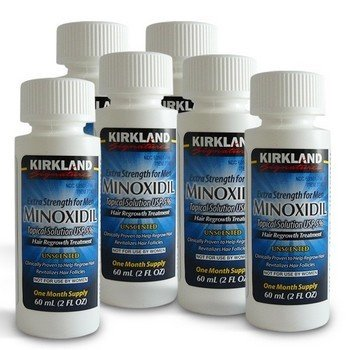 Препарат «Миноксидил» от андрогенного выпадения волос