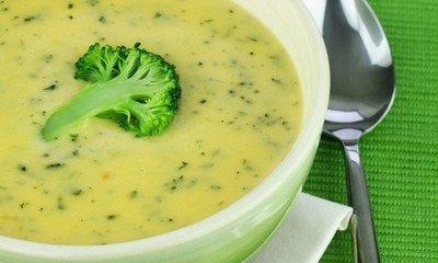 Овощные супы - эффективное диетическое средство в лечении язвы желудка и двенадцатиперстной кишки