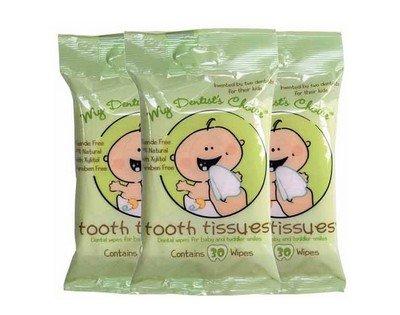 Салфетки для чистки зубов и десен