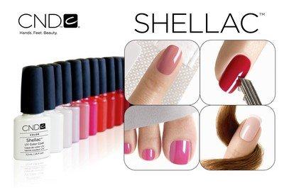 Сенсационное средство для укрепления ногтей гель-лак «Shellac»