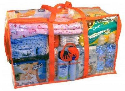Что положить в сумку в роддом?