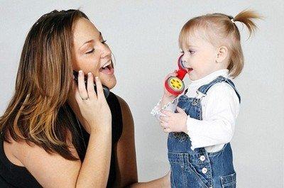 Ступени развития речи ребенка
