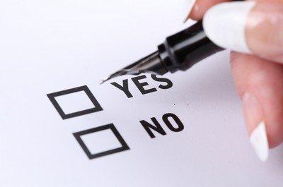 «Да» или «Нет» - делай свой выбор