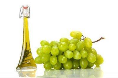 Масло виноградных косточек и его применение