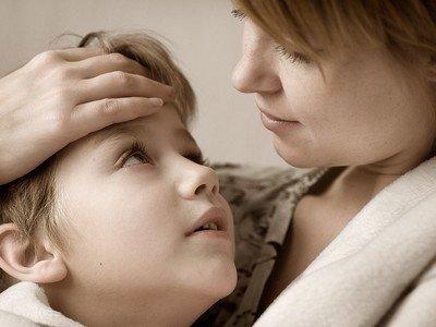 Мама - первый человек для мальчика