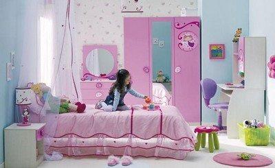 Мебель для девочек всех возрастов