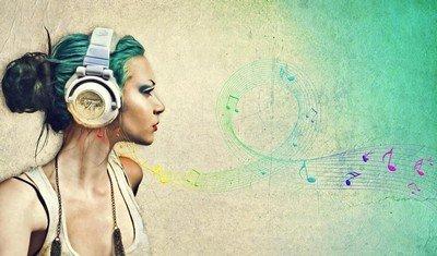 Музыка - самый главный естественный антидепрессант